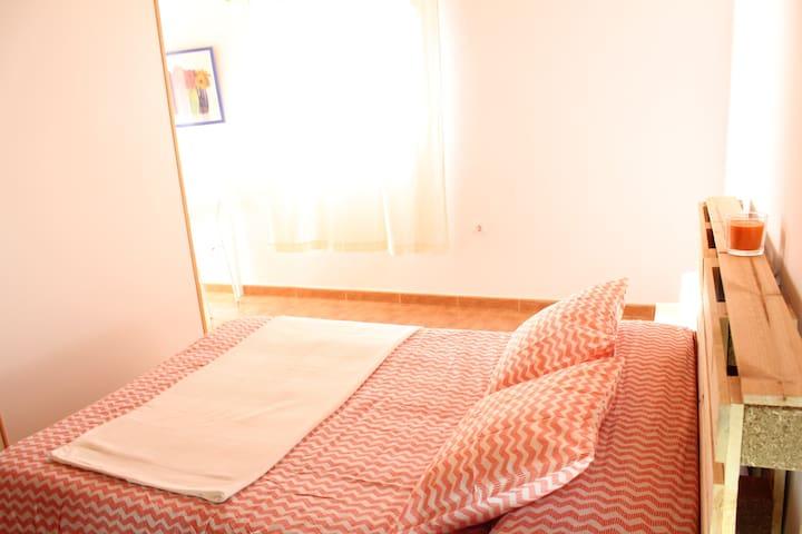 Apartamento + playa + aeropuerto. A - El Goro - Daire