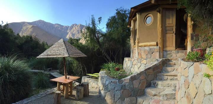 Cabaña Picaflor - Nidos de Alcohuaz
