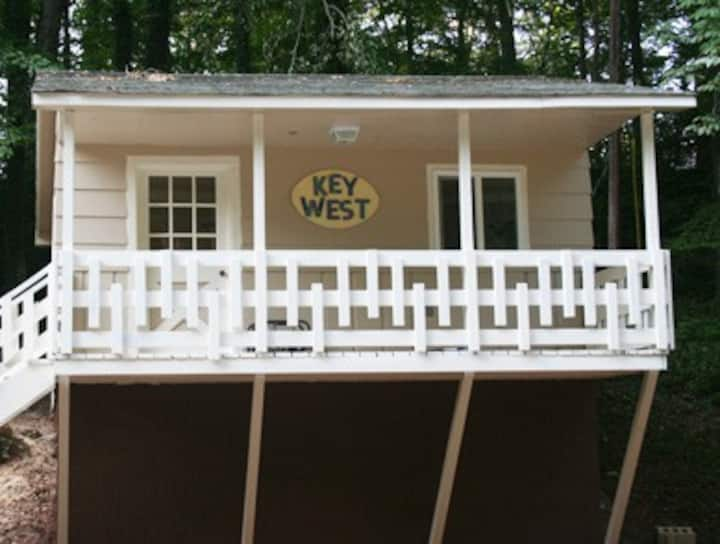 Key West only 100 yards from Dale Hollow Lake