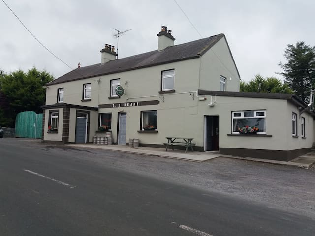 River View House and country pub Crossboyne