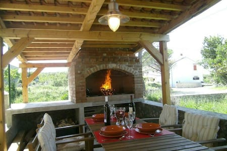Island Cres, Holiday house Lorraina for 6,  Stivan - Stivan - Huis