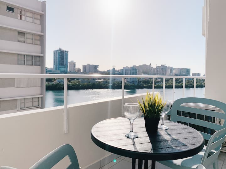 Beautiful & spotless apartment in Condado,San Juan