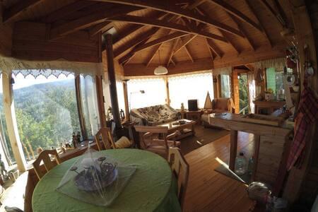 Casa Caleu: Alto Paraíso