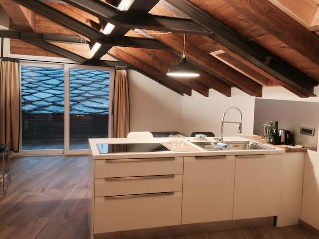 Loft de Ville - Aosta - Appartement