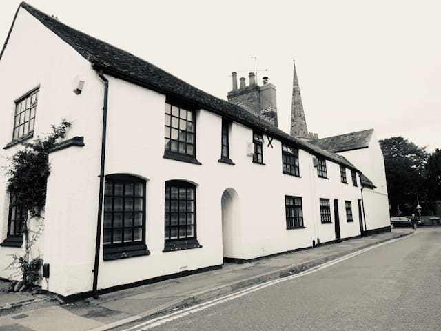 A 200 Year Old Cottage with Character