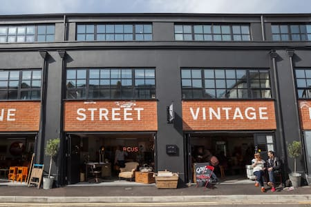 Vine Street Studios, North Laine - Brighton and Hove - Loft