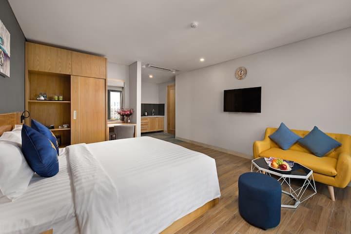 Studio Apartment room