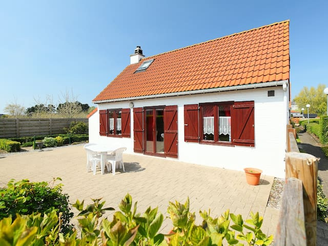 New Village Park in Oostende (House) for 6 persons - Oostende - Hus
