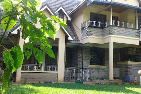 Elegant Room for 2 in Beautiful Karen Home - Nairobi - House