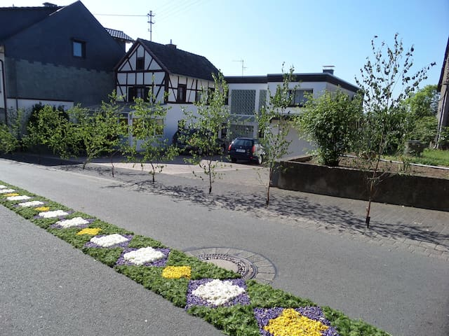 Lovely Cottage and apartments near Adenau/Nurburg - Reifferscheid - Talo