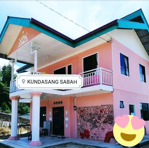 Giman Homestay (Unit 4),Kundasang,Sabah