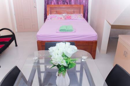 Comfortable Apartment in Baloy Beach by Julz