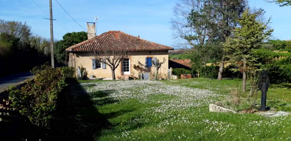 Spacious house with garden