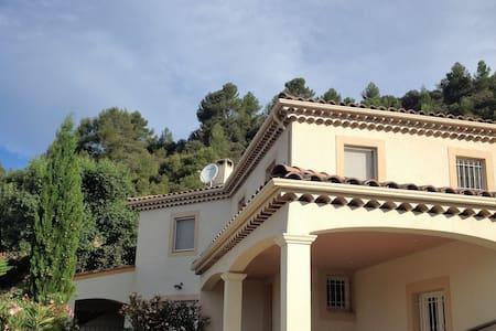 Villa au calme, au coeur de la Provence - Gréoux-les-Bains - Villa