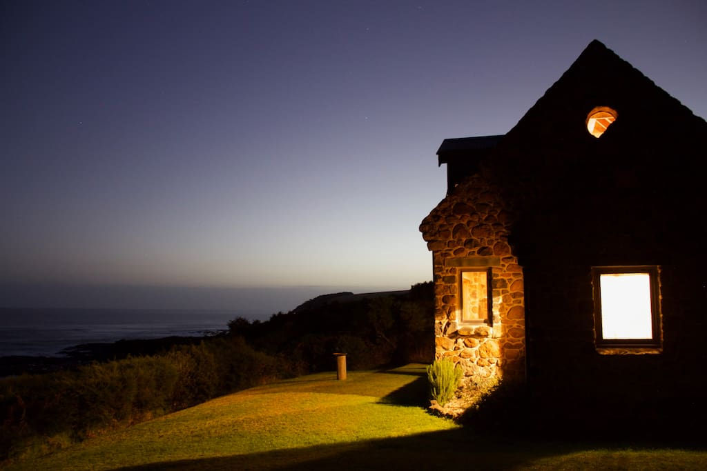 Night at Stone Cottage
