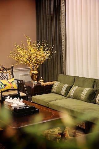 嘉鱼山湖畔、官桥八组 ,别墅豪华装修,全新舒适,旅游度假 - 咸宁市
