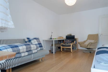 Cute apartment, close to transportation and park - Zürich - Apartment