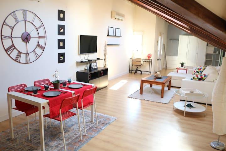 ÁTICO apartamento  en SOL / PLAZA MAYOR