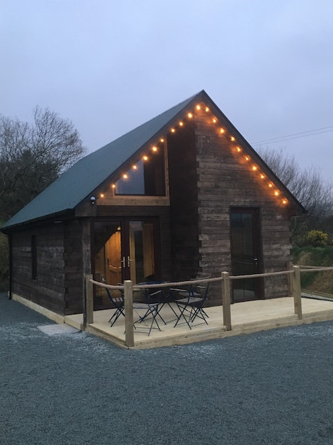 Central Donegal Woodcutter's Cabin