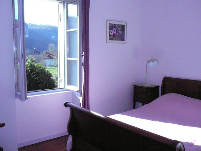 Chambre avec belle vue - Les Eyzies-de-Tayac-Sireuil