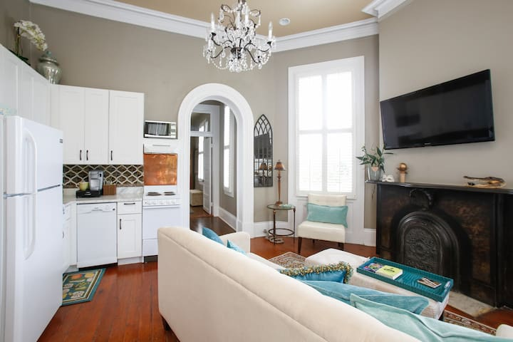 Boutique Apartment in Treme, NOLA - New Orleans - Apartemen