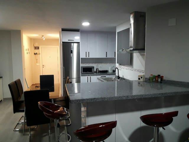 Villajoyosa Beach - La Vila Joiosa - Apartment