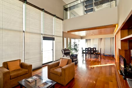 Penthouse Miraflores Amazing view  - Miraflores District