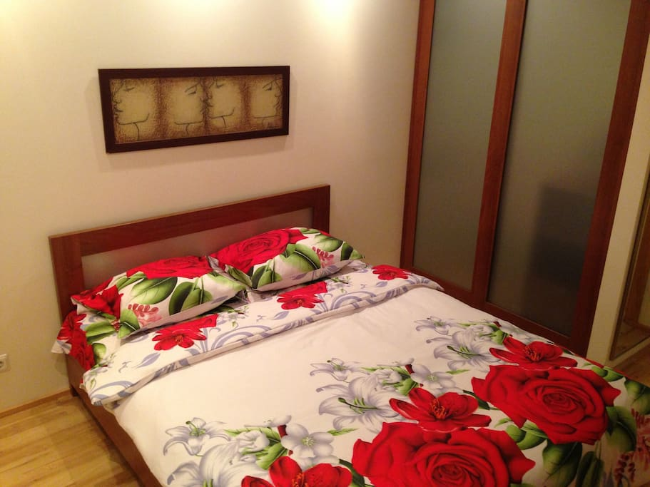 160*200 king size double bed