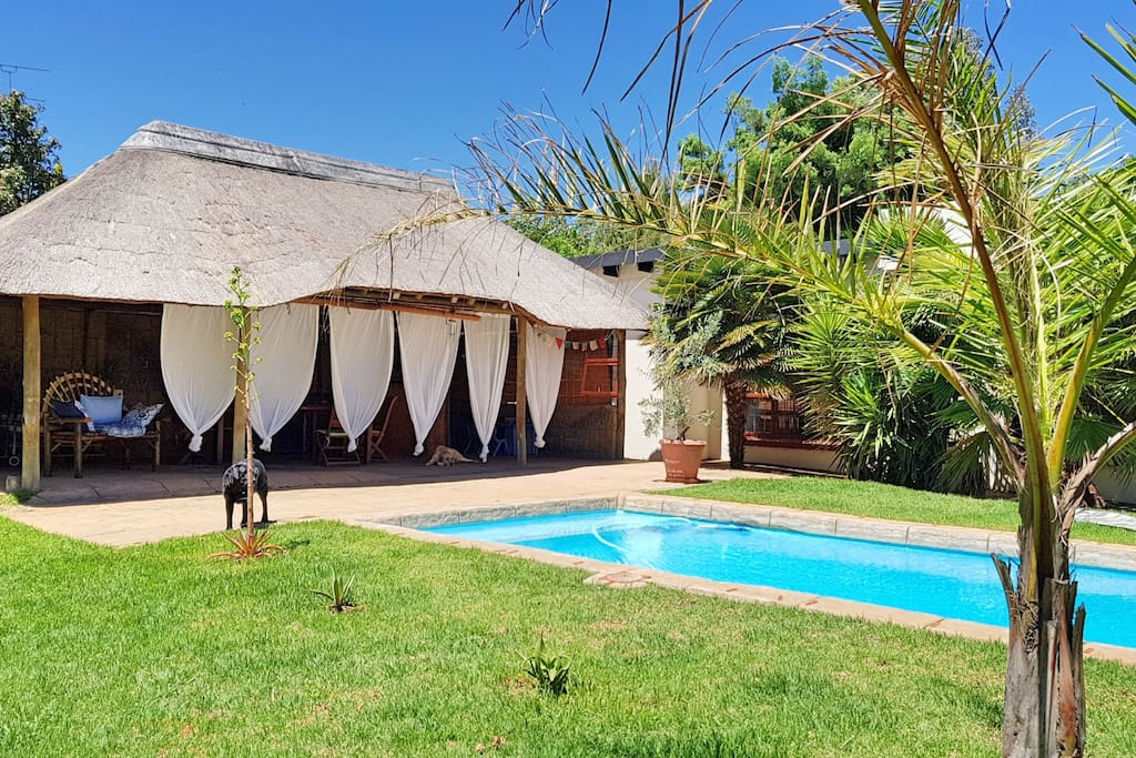 Cottage Casa Rossa Adorable Cottage For 2 Chalets For Rent In Randburg Gauteng South Africa