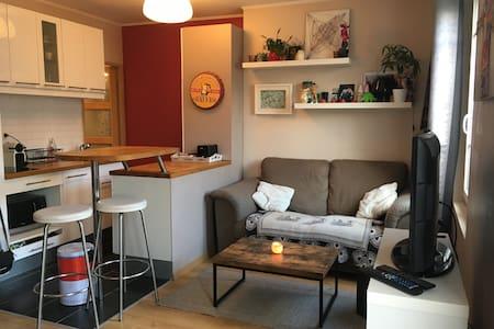 Appartement chaleureux en plein coeur du 11e - Paris