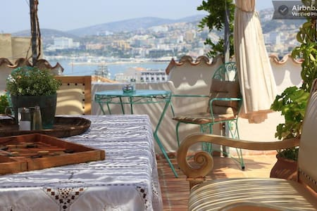 Double Bed/Ensu with Best Views .. - Kusadasi