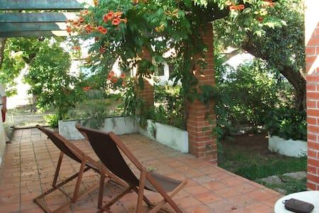 Casinha no Jardim/Casa da Caldeira