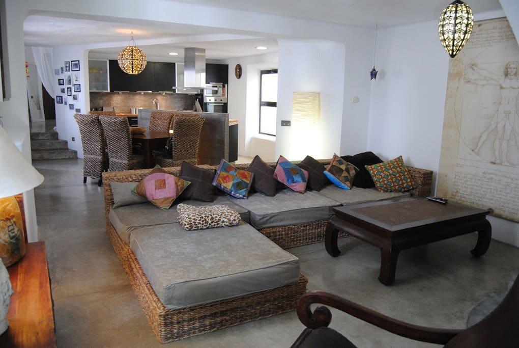 Apartamento loft en tarifa apartamentos en alquiler en tarifa al espa a - Tarifa apartamentos baratos ...