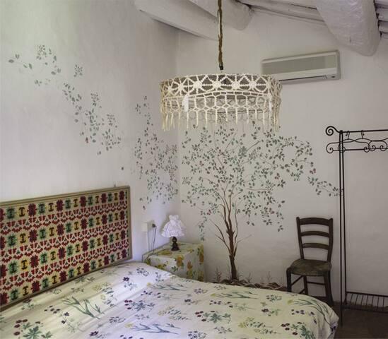 II camera da letto matrimoniale