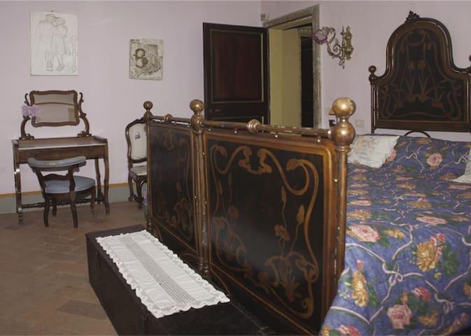 II camera da letto matrimoniale I piano