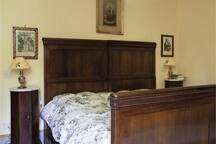 III camera da letto matrimoniale I piano