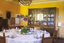Sala da pranzo (12 posti)