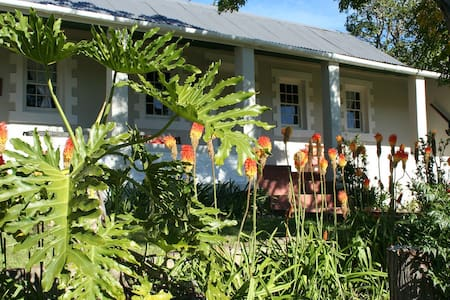 Country cottage in the Langkloof