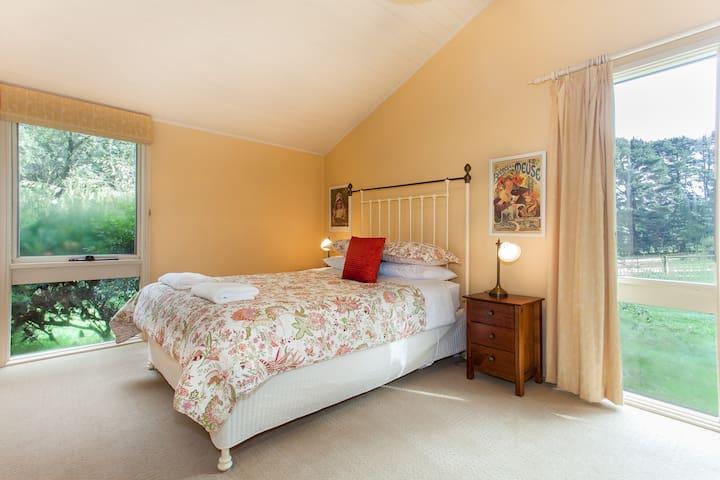 Three queen sized bedrooms