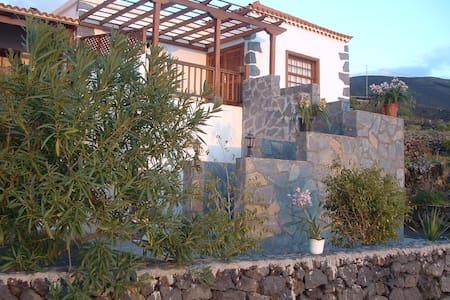 Casa las Viñas, Fuencaliente - Los Quemados, Fuencaliente de la Palma - Casa