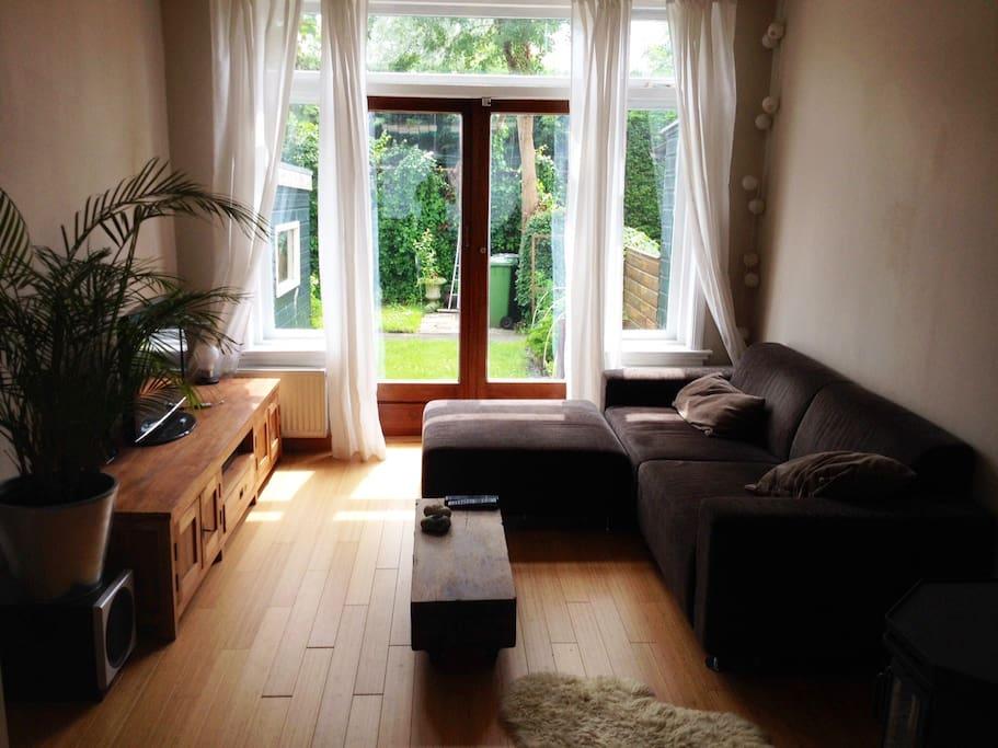 Living room back