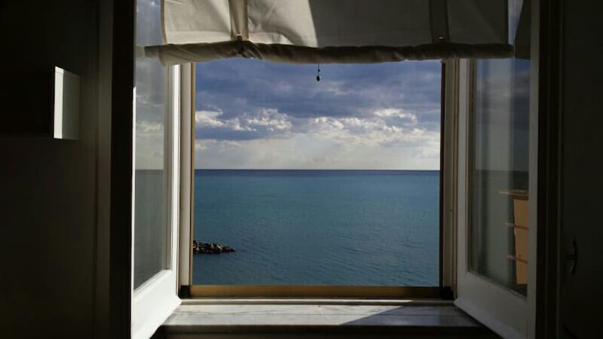 The House on theSea-NearAmalfiCoast - Salerno - Wohnung