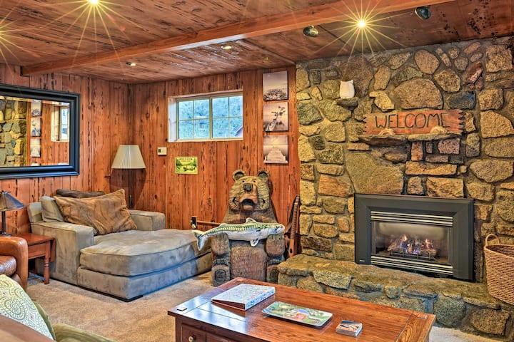 Cozy, Clean, Sunny Tahoe Cabin