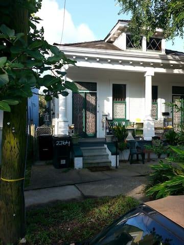 Orchid Street NOLA treasure - New Orleans - House