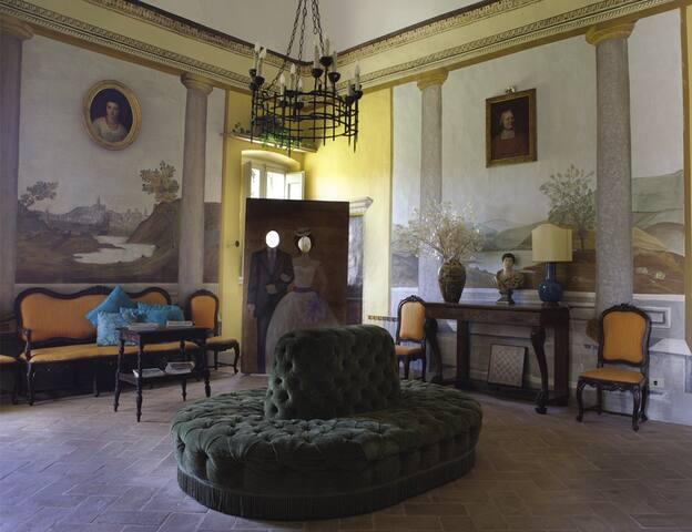 Salotto I piano