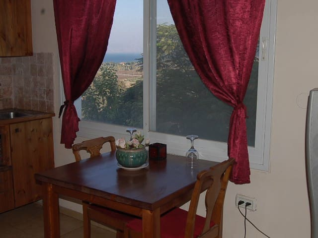 Galilee Magic View B&B-Paradiso - Migdal - Bed & Breakfast