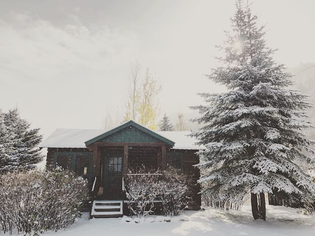 ❤️of the Roaring Fork River | Catch the bus to ski