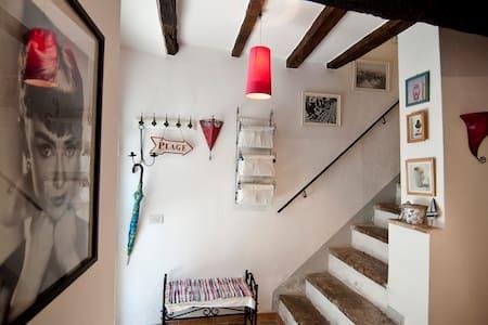 A romantic little house in Fondi  - Fondi - Ev