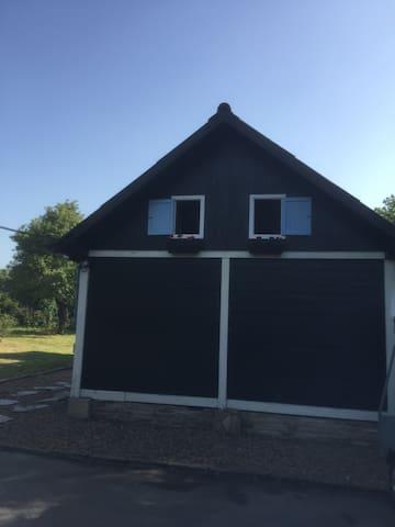 Cabaña a 5 min de la playa de Estaño