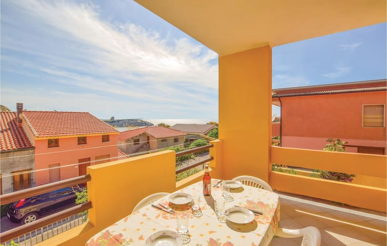 Holiday apartment with 2 bedrooms on 60m² in S´Archittu (OR)